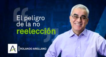 Reelección-Arellano