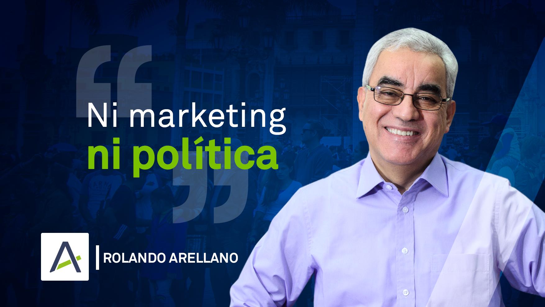 Rolando Arellano 20-05-19