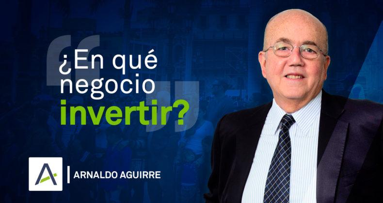 Arnaldo Aguirre - Negocios - Arellano