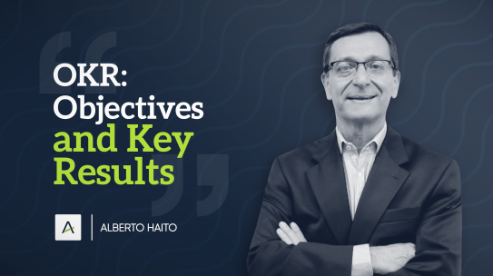OKR: Objectives Key Results