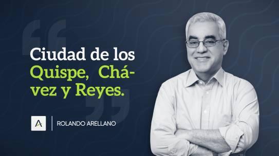 Ciudad de los Quispe, Chávez y Reyes