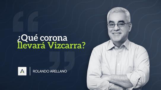 ¿Qué corona llevará Vizcarra?