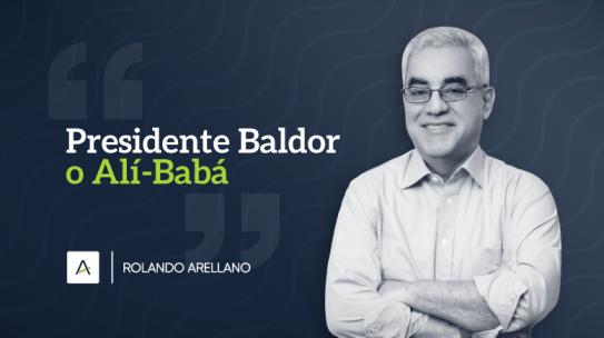 Presidente Baldor o Alí-Babá