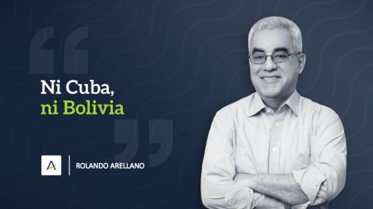 Ni Cuba, ni Bolivia